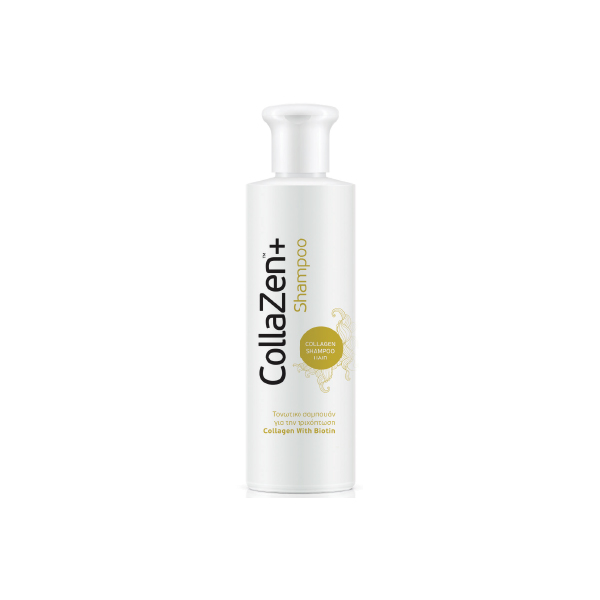CollaZen™+ Collagen Shampoo with Biotin