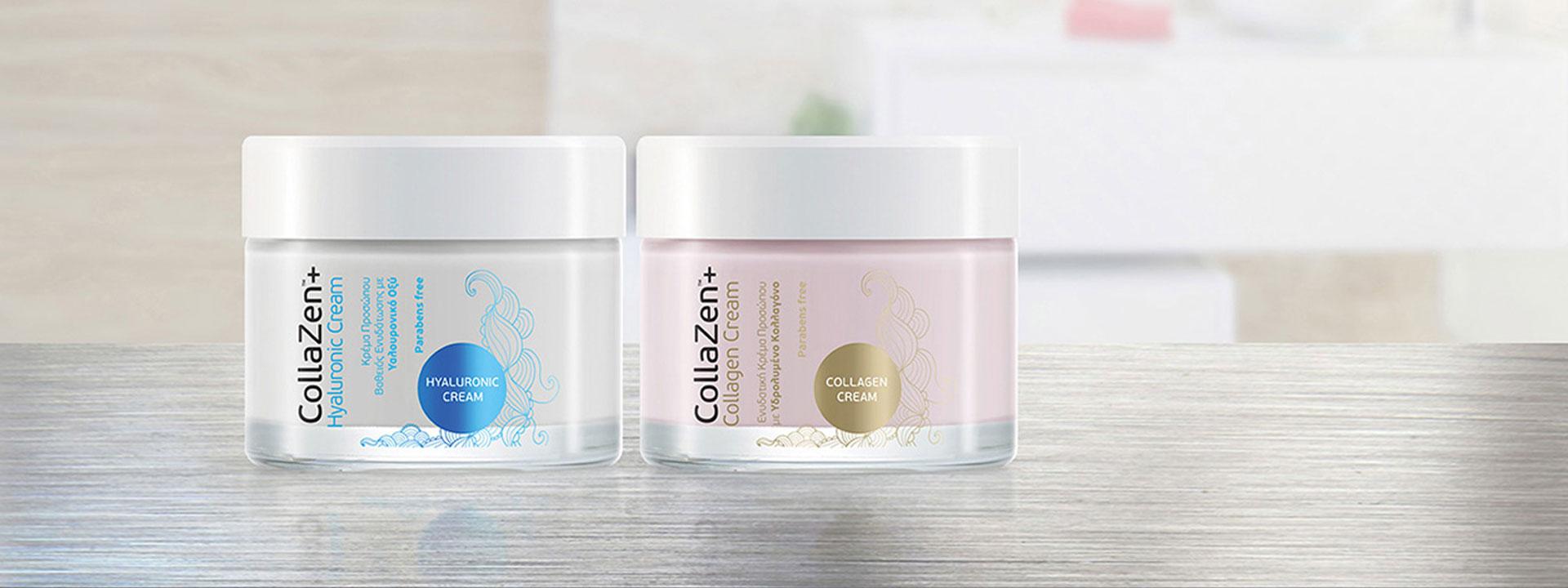 Collazen Collagen + Hyaluronic Cream