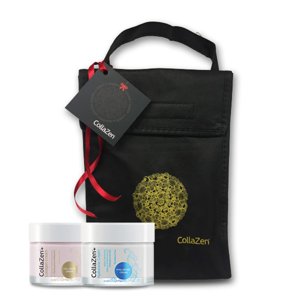Collazen-Lunch-bag-+-collagen-cream-+-hyaluronic-cream